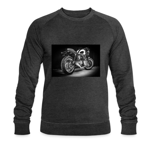 Monia's Thruxton 'Performance Scrambler' - Men's Organic Sweatshirt by Stanley & Stella