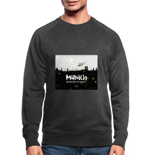 MUNICH BELIEVES - Männer Bio-Sweatshirt