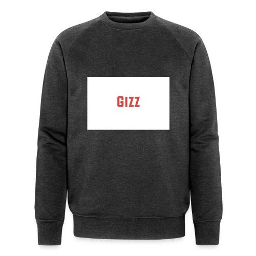 Gizz rood - Mannen bio sweatshirt