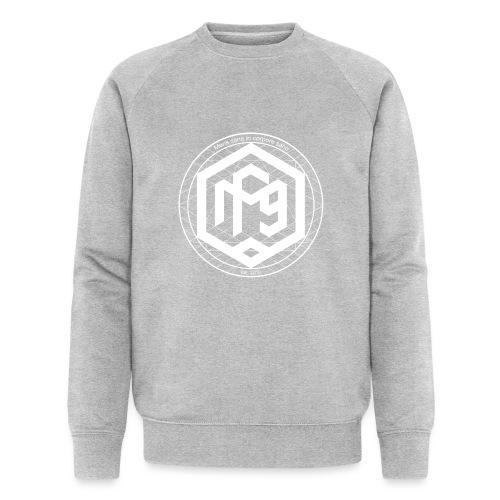 Mens sana white png - Men's Organic Sweatshirt