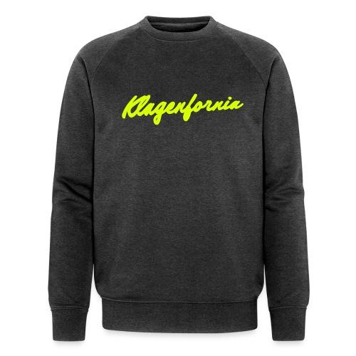 klagenfornia classic - Männer Bio-Sweatshirt von Stanley & Stella