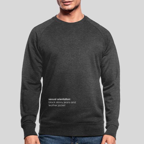 Sexual Orientation - Männer Bio-Sweatshirt von Stanley & Stella