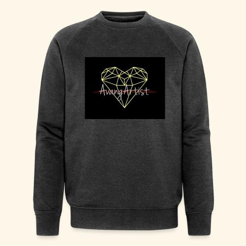 FontCandy (31) - Men's Organic Sweatshirt by Stanley & Stella
