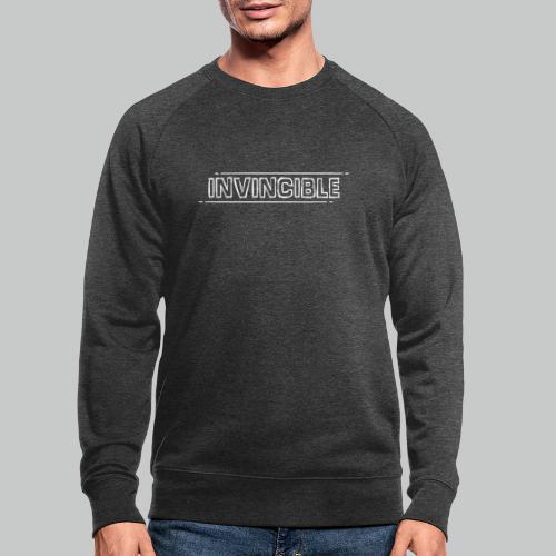 Invincible - Men's Organic Sweatshirt