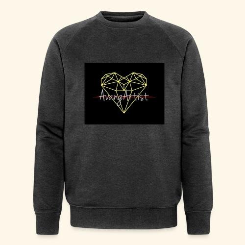 FontCandy (31) - Men's Organic Sweatshirt