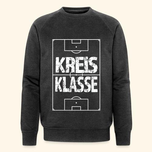 KREISKLASSE im Fußballfeld - Männer Bio-Sweatshirt von Stanley & Stella