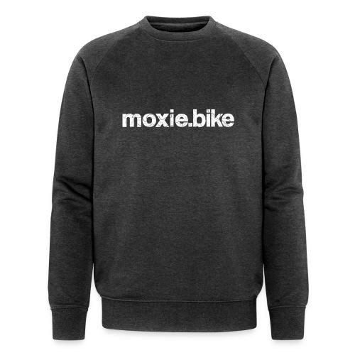moxie.bike contour lines - Men's Organic Sweatshirt