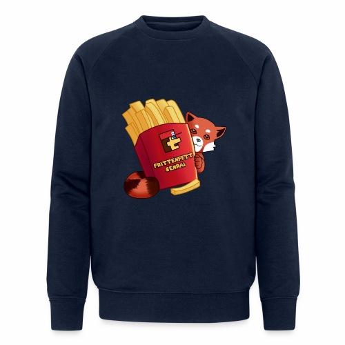 frittenfettSenpai - Männer Bio-Sweatshirt