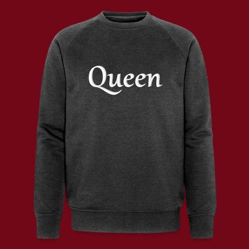 Queen - Männer Bio-Sweatshirt von Stanley & Stella