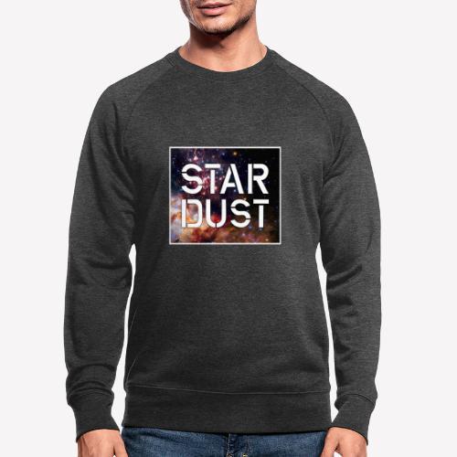 Stardust - Männer Bio-Sweatshirt