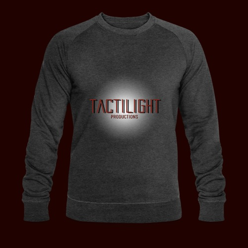 Tactilight Logo - Men's Organic Sweatshirt