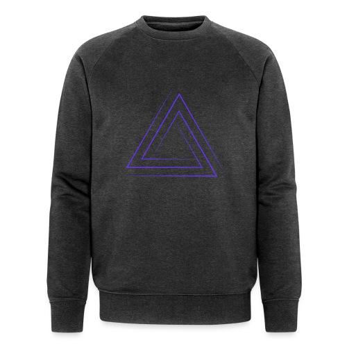 Triangle Ales - Männer Bio-Sweatshirt von Stanley & Stella