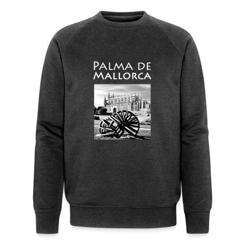 Palma de Mallorca mit Cathedrale Heiligen Maria - Männer Bio-Sweatshirt von Stanley & Stella