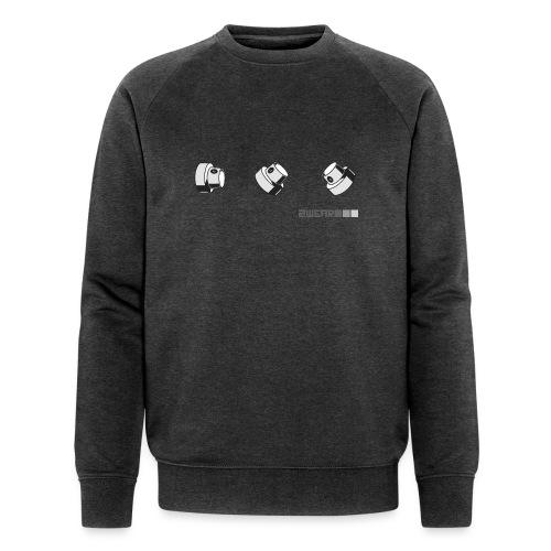 2wear caps street flow ver01 - Økologisk Stanley & Stella sweatshirt til herrer
