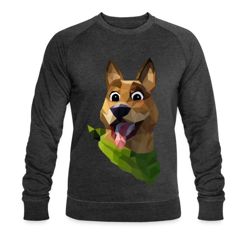 LOW POLY DOGO - Sweat-shirt bio Stanley & Stella Homme