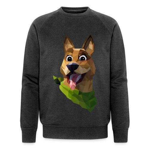 LOW POLY DOGO - Sweat-shirt bio