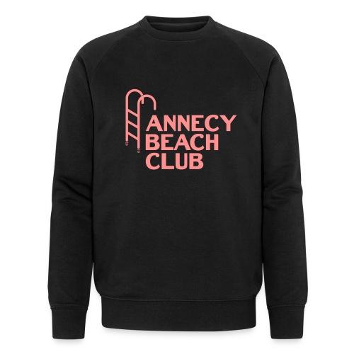 Annecy beach club - natation - Sweat-shirt bio Stanley & Stella Homme