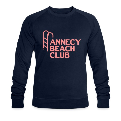 Annecy beach club - natation - Sweat-shirt bio Stanley & Stella Homme