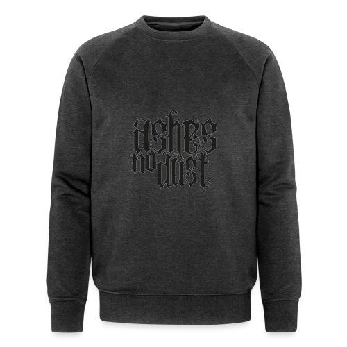 Black logo Ashes No Dust - Sweat-shirt bio