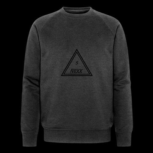5nexx triangle - Mannen bio sweatshirt