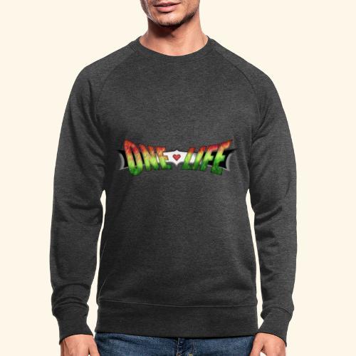 PS One Life - Men's Organic Sweatshirt
