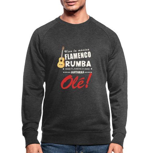 vintage flamenco Olé - Sweat-shirt bio