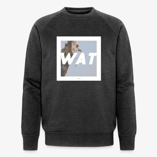 WAT #01 - Männer Bio-Sweatshirt von Stanley & Stella