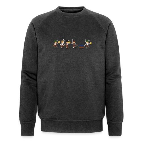 Kultur-Ausflug - Männer Bio-Sweatshirt