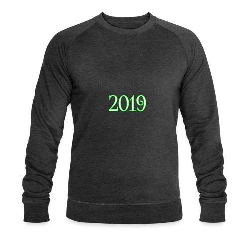2019 - Men's Organic Sweatshirt by Stanley & Stella