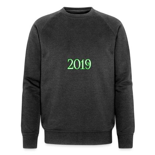 2019 - Men's Organic Sweatshirt