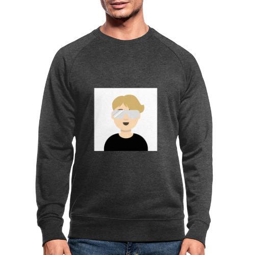 Albin kn-YT - Ekologisk sweatshirt herr