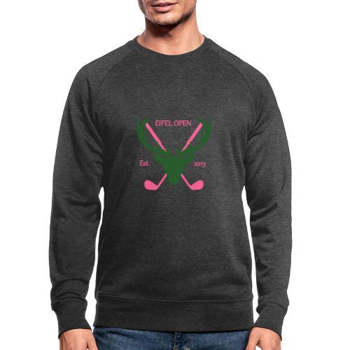Eifel Open Logo Shirt 1 - Männer Bio-Sweatshirt von Stanley & Stella