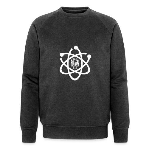 March for Science Aarhus logo - Men's Organic Sweatshirt by Stanley & Stella