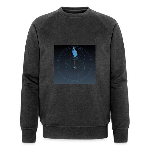 ISLE OF MAN QED - Men's Organic Sweatshirt by Stanley & Stella