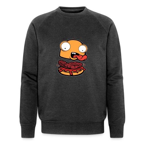 Crazy Burger - Sudadera ecológica hombre de Stanley & Stella