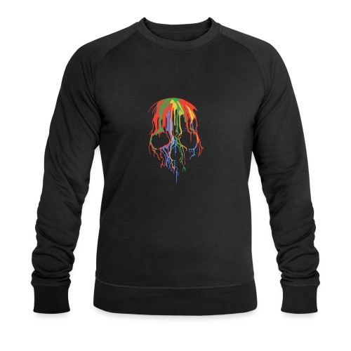 Skull and Colours - Sudadera ecológica hombre de Stanley & Stella