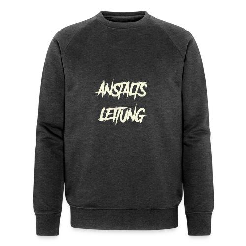 Anstaltsleitung - Männer Bio-Sweatshirt von Stanley & Stella