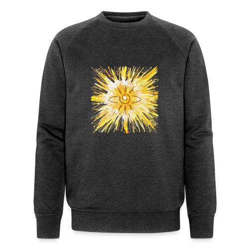 Sternentor der LichtKraft - Männer Bio-Sweatshirt von Stanley & Stella