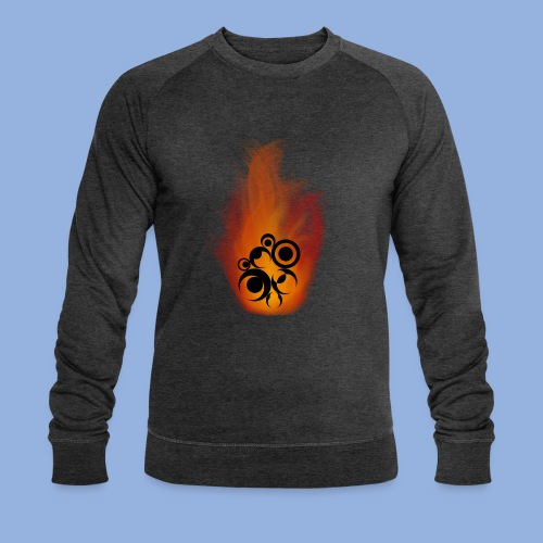 Should I stay or should I go Fire - Sweat-shirt bio Stanley & Stella Homme
