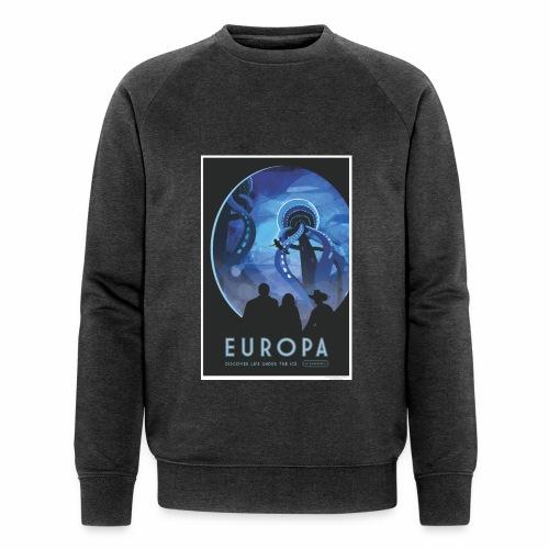 Planète Europa - Sweat-shirt bio