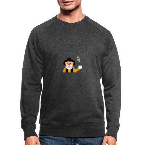 Clown - Männer Bio-Sweatshirt