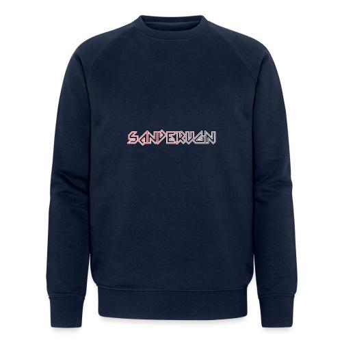logoshirts - Mannen bio sweatshirt