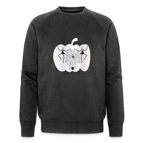 halloween spinnennetz und Skelette - Männer Bio-Sweatshirt von Stanley & Stella