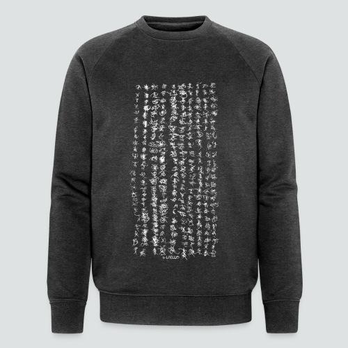 Labugraphie 1 png - Männer Bio-Sweatshirt von Stanley & Stella