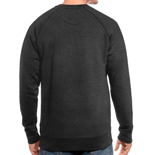 Vorschau: I bin gegen ois - Männer Bio-Sweatshirt