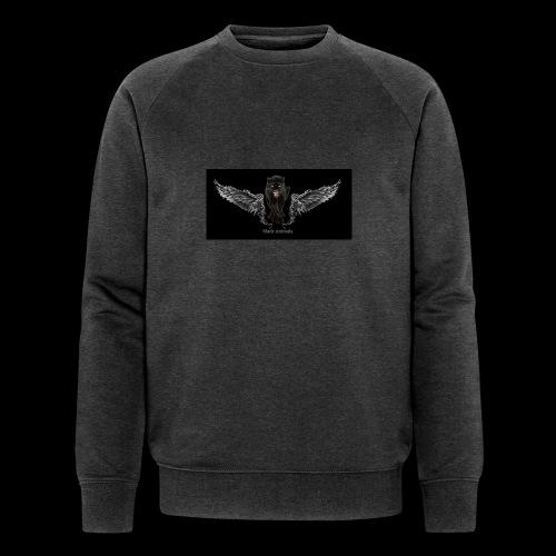 panthère ange - Sweat-shirt bio Stanley & Stella Homme