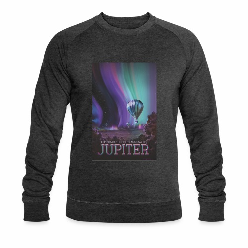 Planète Jupiter - Sweat-shirt bio