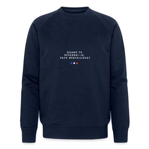 Pays Merveilleux - Sweat-shirt bio Stanley & Stella Homme