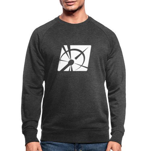 IRPT logo solid - Men's Organic Sweatshirt
