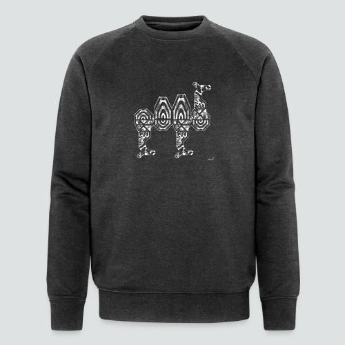 Trampeltier png - Männer Bio-Sweatshirt von Stanley & Stella